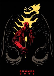 Mike Mignola's Hellboy II : The Golden Army