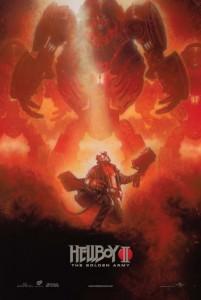 Drew Struzan's take on Hellboy