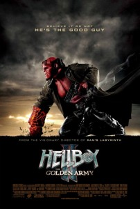 Live Action Hellboy
