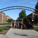 Boilermaker Special at the Purdue University Gateway