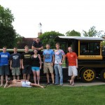 Boilermaker Special on the Quad