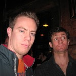 Scott Wilson and I