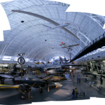 Enola Gay's behind and other WWII planes