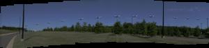 Inbound flight to Dulles